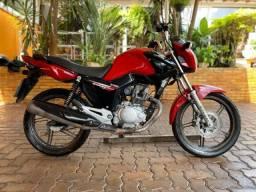 Título do anúncio: Moto Honda CG 150 ESDi Flex 2014 impecável, financiamos e trocamos por maior valor!