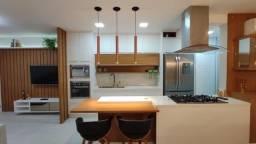 Apartamento frente mar com 3 quartos em Penha SC