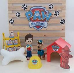 Acessórios decorativos para festas ou quartos infantis