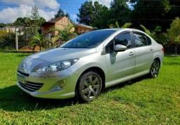 Peugeot 408 Allure 2.0 16V - Ipva Pago - Impecável - 2012