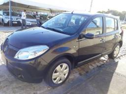 Renault sandero 2008/2009 1.6 privilége 16v flex 4p manual - 2009