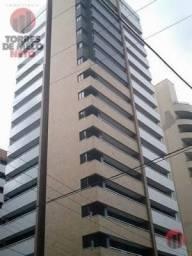 Apartamento Residencial Meireles, Fortaleza - AP0404.