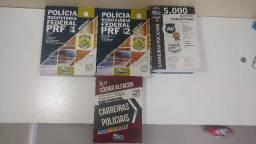 Apostilas Alfacon PF , PRF