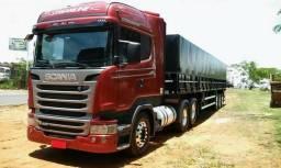 Scania R440 6x4 Engatada Carreta Ls Ano 2013