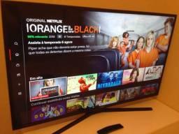 Smart TV Samsung 43 4K UHD HDR PREMIUM!! LEIA O ANÚNCIO!!