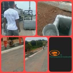 Pavimentação e Construção