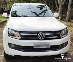 Volkswagen Amarok High. CD 2.0 TDI 4x4 Diesel Aut. Branca - 2016