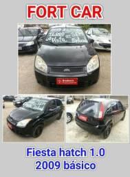 Fiesta hatch 1.0 básico - 2009