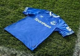 Camisa Original do Everton