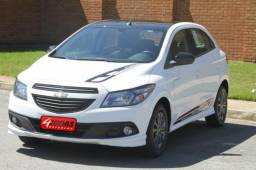 GM - CHEVROLET ONIX HATCH EFFECT 1.4 8V F.POWER 5P MEC. - 2016