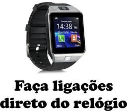 Relógio inteligente smartwatch DZ09 (produto novo)