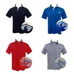 Kit 5 Camisas Polo Off Prince