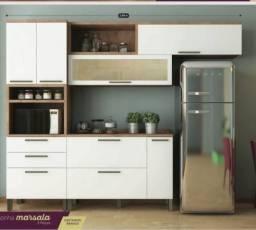 Cozinha marsala 3 peças em MDF WhatsApp