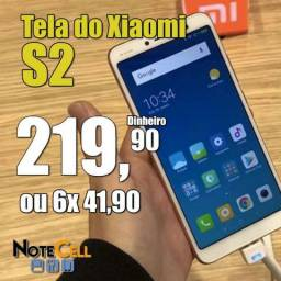 Tela do Xiaomi Redmi S2