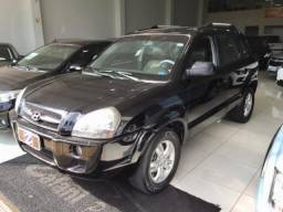 Hyundai tucson 2007 2.0 mpfi gl 16v 142cv 2wd gasolina 4p automÁtico - 2007