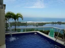 Cobertura a venda Pedra de Itaúna - Vista Mar e Lagoa - Barra da Tijuca