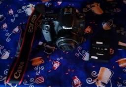 Câmera da Canon 60d