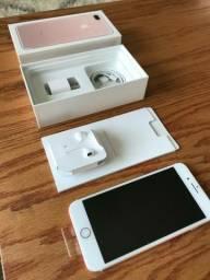 Novo em folha Apple iPhone 7 Plus - 32GB-Rose Gold