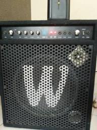 Amplificador Warwick bass
