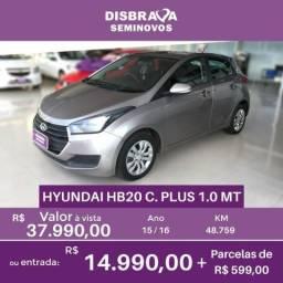 Hyundai HB20 Conf. Plus - 2016