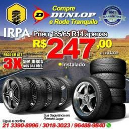 Pneu 185/65 R14 Dunlop