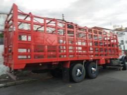 Carroceria transporte de gás
