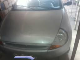 Vendo ou troco esse ford ka 98, muito bom de motor não fumaça - 1998