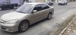 Civic 2006, bem conservado, suspensão nova, completo de tudo - 2006