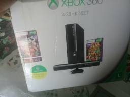 Xbox 360cx todo original vai com Kinect pega wafai entrego no terminal de Niterói