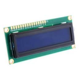 Display LCD 16×2 Backlight Azul/Verde