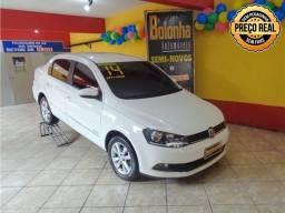 Volkswagen Voyage 1.6 mi highline 8v flex 4p manual - 2014