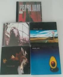 CDs Pearl Jam