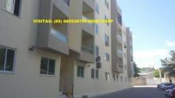 Apartamento Novo,com 3 Quartos na Maraponga.