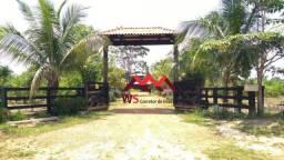 Sítio com 3 dormitórios à venda, 1290000 m² por R$ 1.010.000,00 - Canutama - Canutama/AM