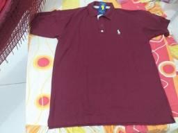 Camisa Ralph Lauren GG
