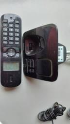 Telefone sem fio Philips 6.0 - Usado