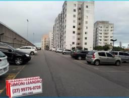 SCL - 113 - Apartamento para locação em Colina de Laranjeiras!2Qts,Lazer Completo!