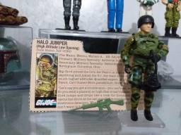 Boneco G.i.joe/Comandos em Ação - Rip Cord / Halo Jumper - Epic Toys Brasil
