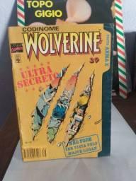Hq Wolverine 39 ( formatinho anos 90 )