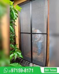 Título do anúncio: Telas Mosquiteiras de esquadrias de aluminio - Combinando com a sua janela/porta