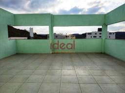 Cobertura à venda, 2 quartos, 1 vaga, Recanto das Veredas - Viçosa/MG
