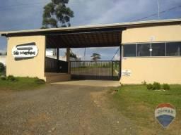 Chácara à venda, 1200 m² por R$ 300.000 - Santo Antonio - Cosmópolis/SP