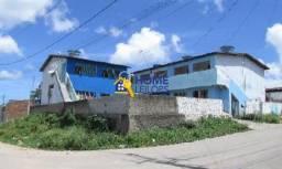 Casa à venda com 2 dormitórios em Desterro, Abreu e lima cod:55789