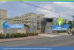 Apartamento com 2 dormitórios para alugar, 40 m² - Vila Lage - São Gonçalo/RJ
