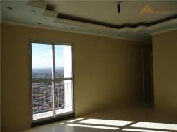 Apartamento com 3 dormitórios para alugar, 62 m² por R$ 1.100,00/mês - Ipiranga - Ribeirão
