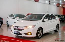 HONDA CITY 1.5 EX AUTOMÁTICO CVT 2017 - 49.000 KM