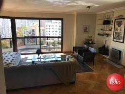 Apartamento para alugar com 4 dormitórios em Moema, São paulo cod:189832