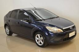 Focus Hatch 1.6 - completo - azul - ano 2011