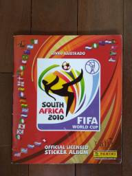 Álbum Copa do Mundo África 2010