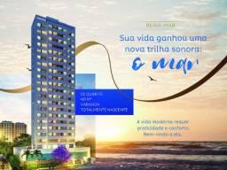 DRF_ 1 qto | Nascente | Beira mar |Candeias | 40m²